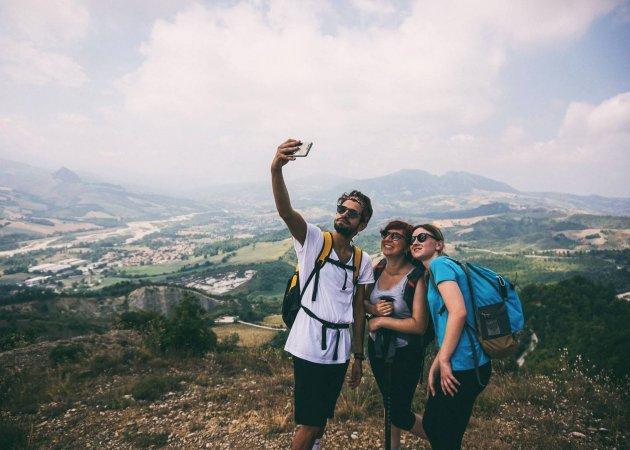 Escursione nell'oasi naturale di Montebello